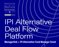 Ipi investment conference hammer candlestick chart